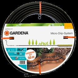 Extension de tuyau à goutteurs incorporés enterré 13,7 mm Gardena