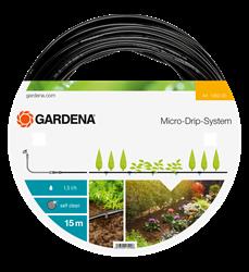 """Extension de tuyau à goutteurs intégrés de surface 4,6 mm (3/16"""") Gardena"""