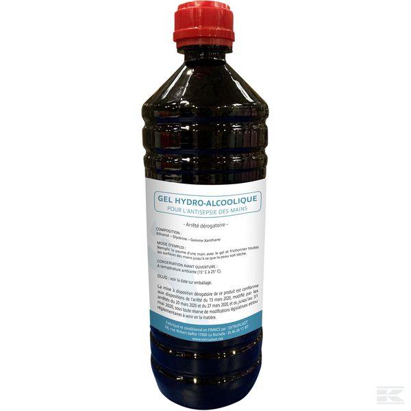 Gel hydro-alcoolique 1 L